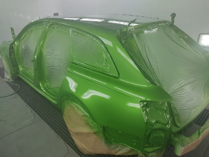 RS6 Lava Gren Proyect