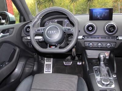 carshop murcia audi a3 sedan sportback s line audi usados murcia garantizados audi km cero 1