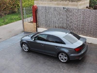 carshop murcia audi a3 sedan sportback s line audi usados murcia garantizados audi km cero 15