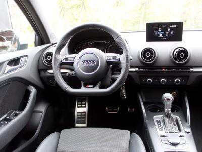 carshop murcia audi a3 sedan sportback s line audi usados murcia garantizados audi km cero 17