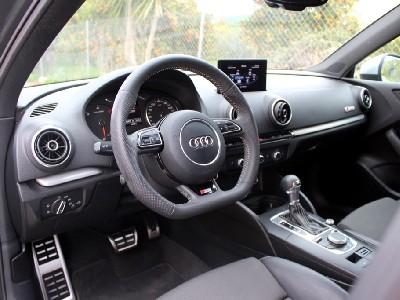 carshop murcia audi a3 sedan sportback s line audi usados murcia garantizados audi km cero 21