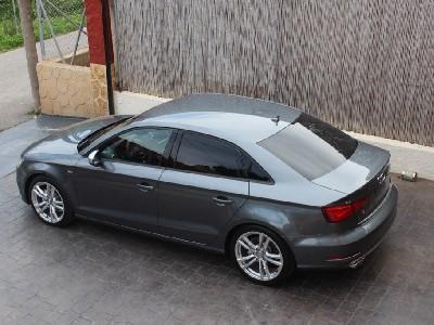 carshop murcia audi a3 sedan sportback s line audi usados murcia garantizados audi km cero 34