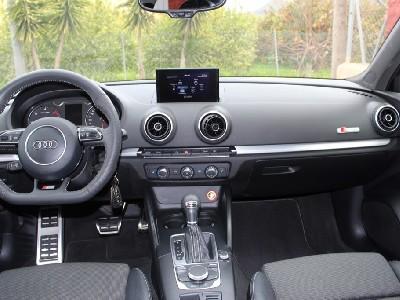 carshop murcia audi a3 sedan sportback s line audi usados murcia garantizados audi km cero 6