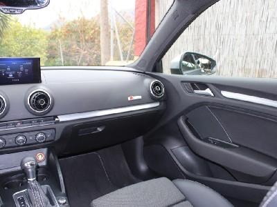carshop murcia audi a3 sedan sportback s line audi usados murcia garantizados audi km cero 7