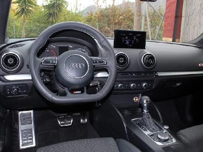 carshop murcia audi a3 sedan sportback s line audi usados murcia garantizados audi km cero 9